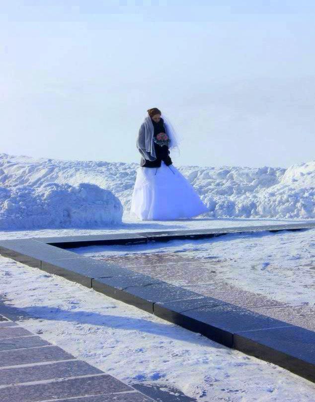 Murmansk city bride