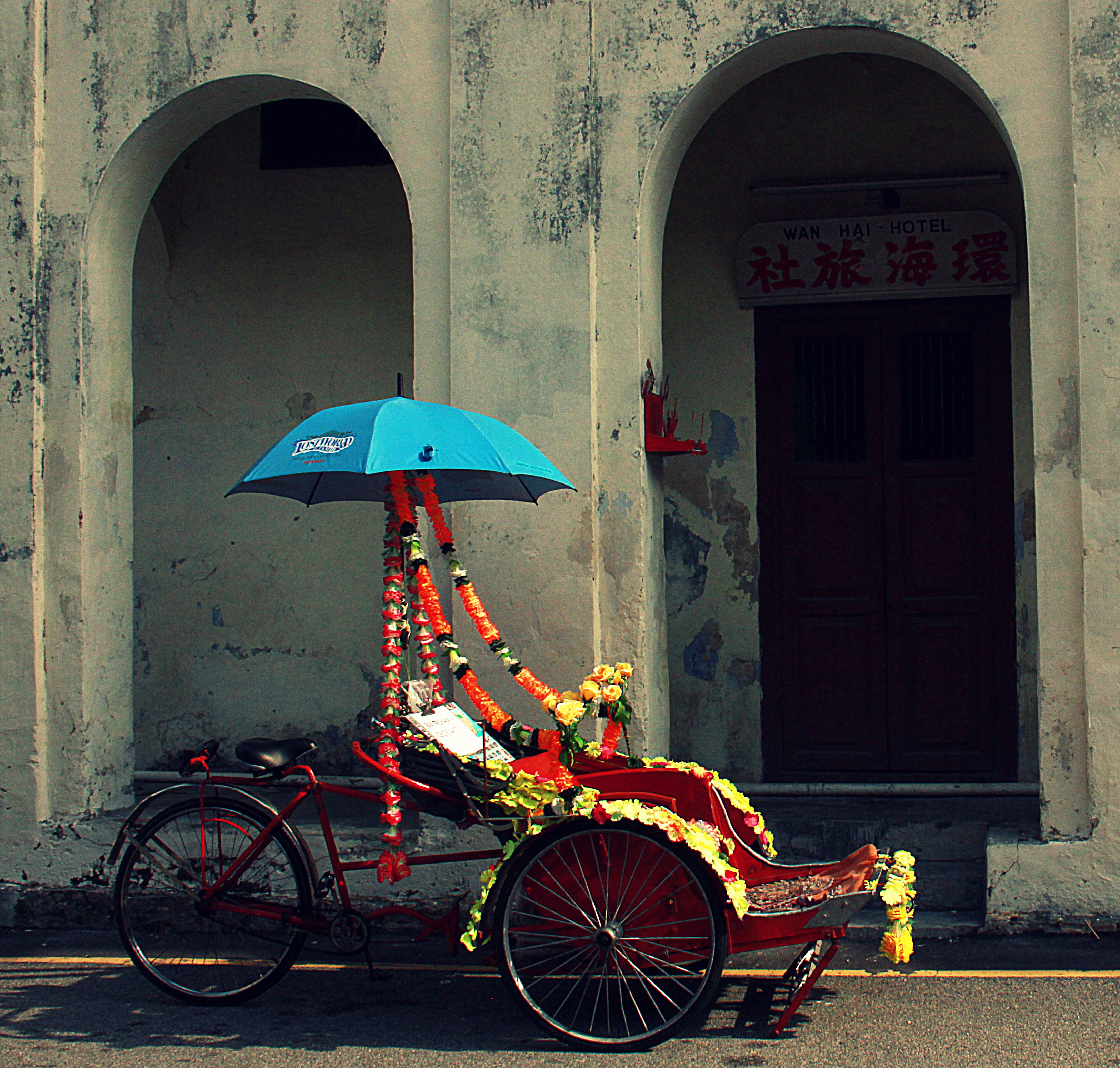 #Malaysia #Georgetown #travelblog #maverickbird