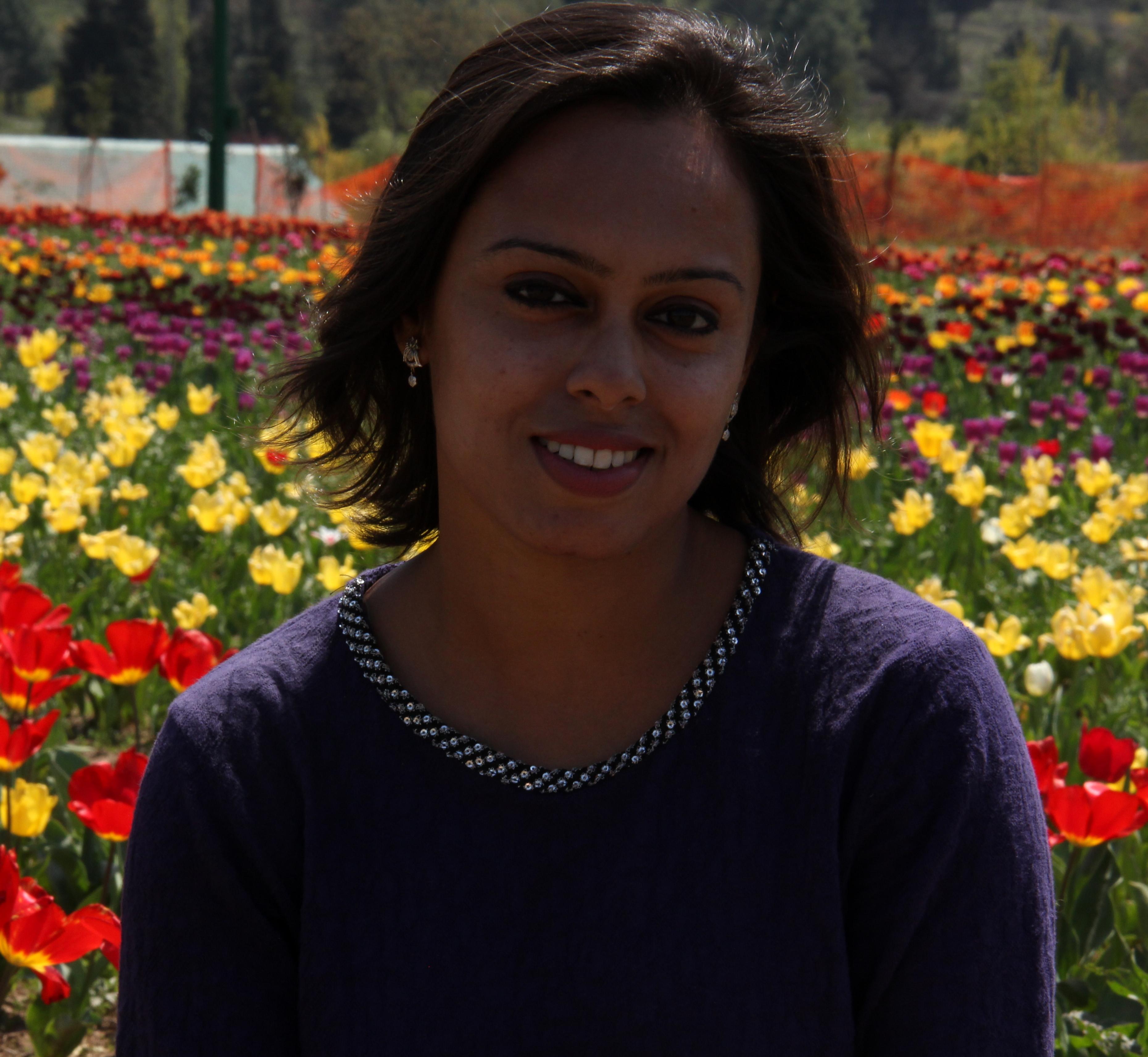 #India #Srinagar #Travelblog #Srinagartulipfestival
