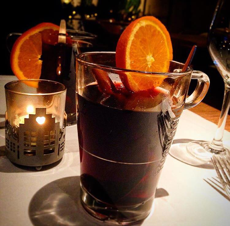 It is time for gluhwein