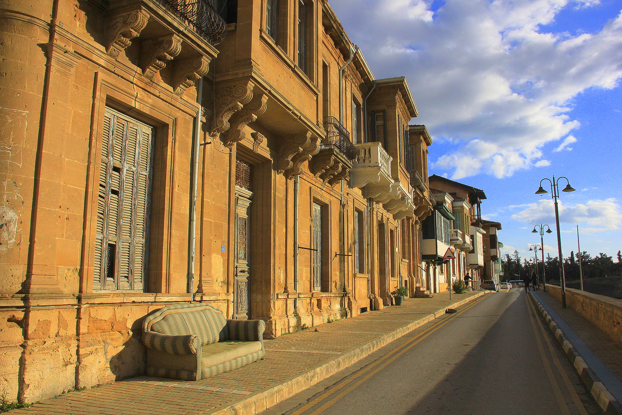 Nicosia is unmissable if you visit Northern Cyprus