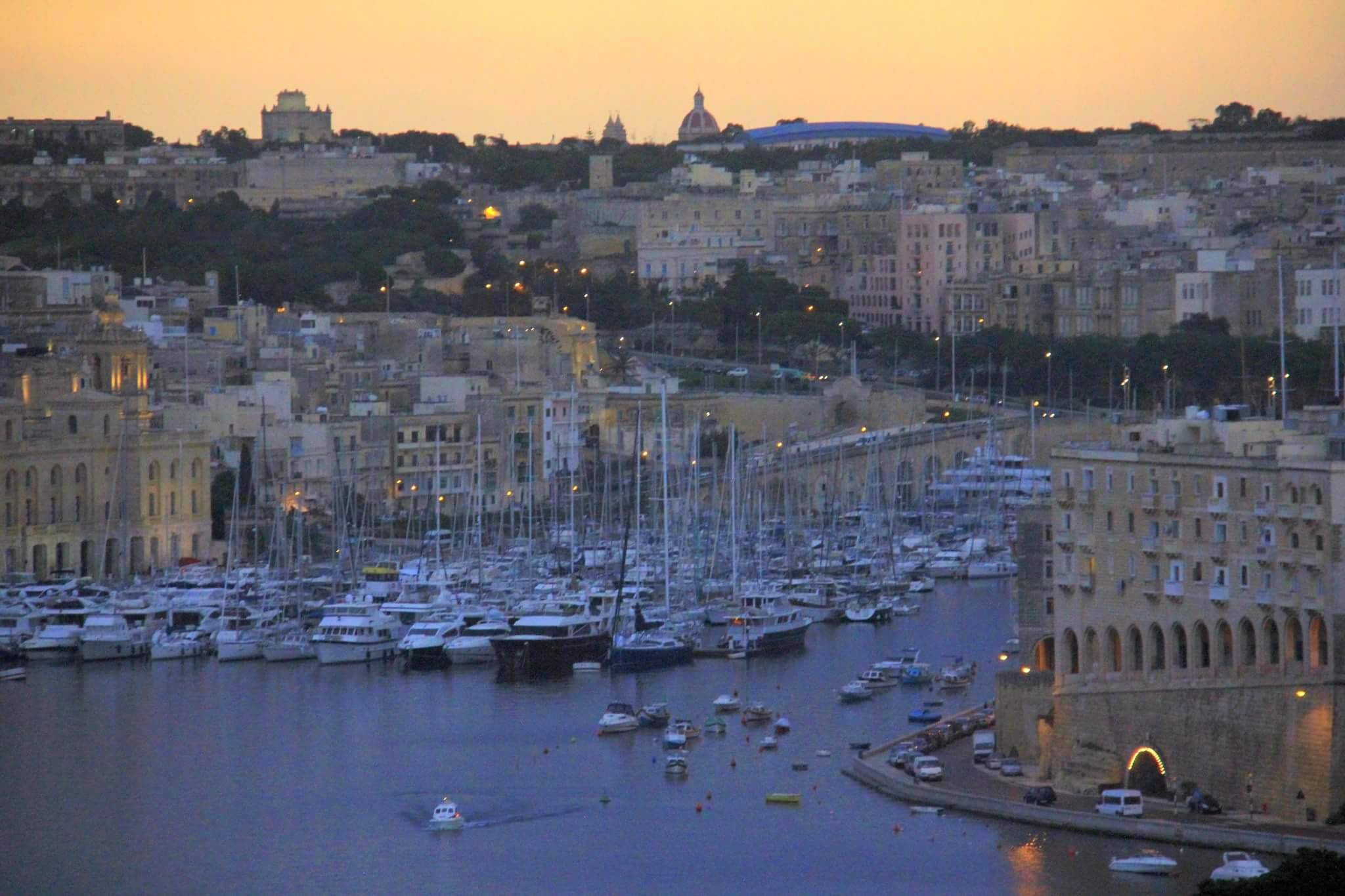 The year around sunshine welcomes you to visit Malta