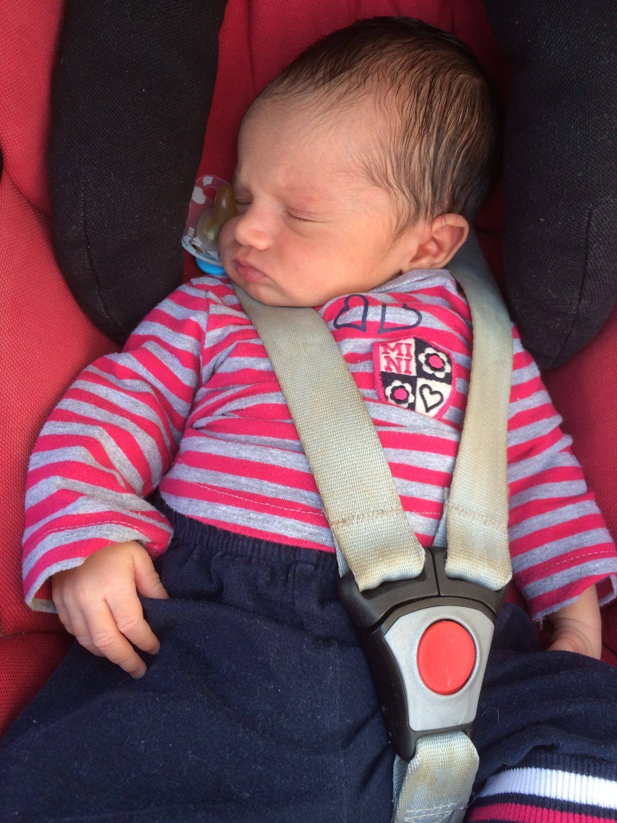 traveling with a baby checklist