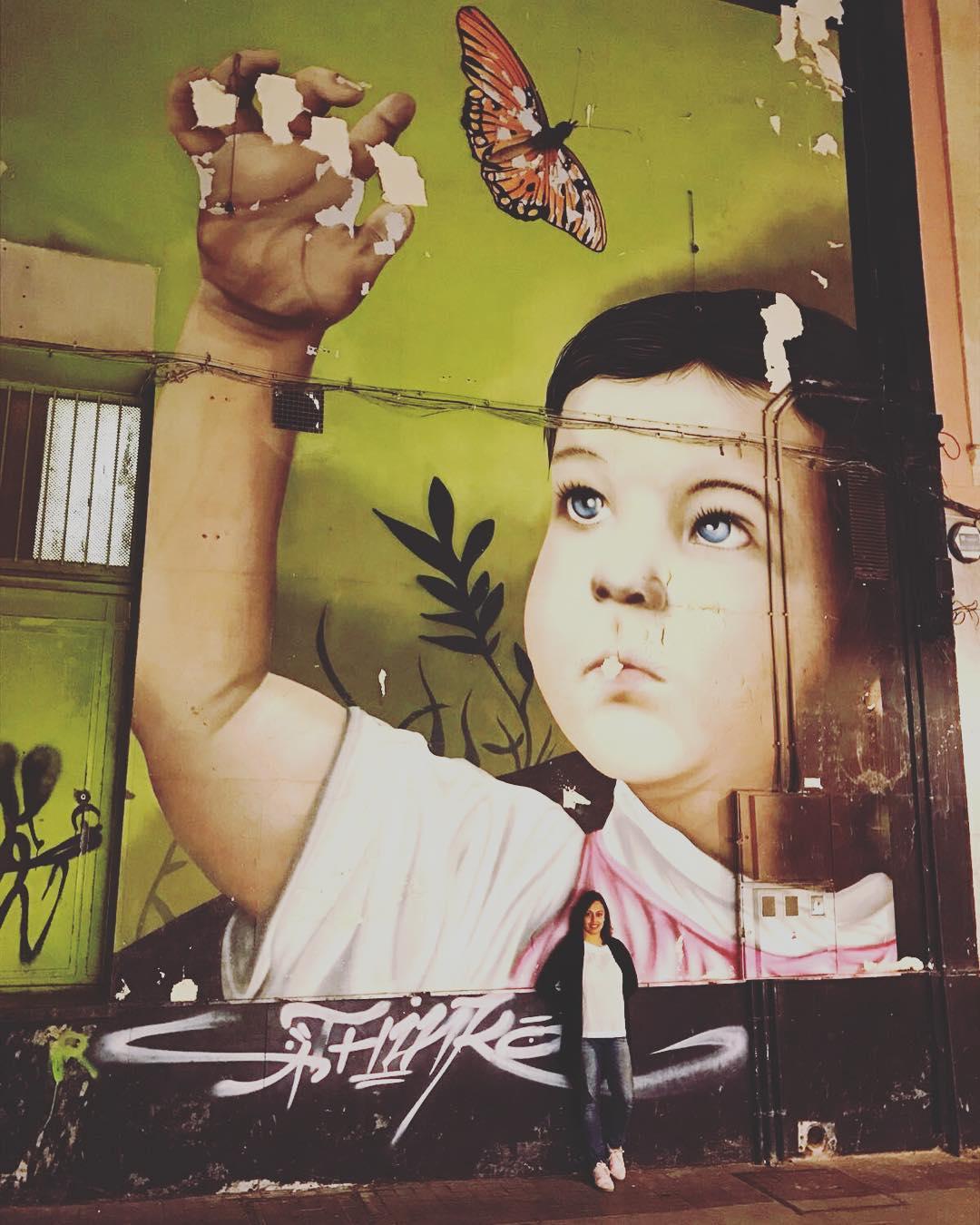 Almeria street art
