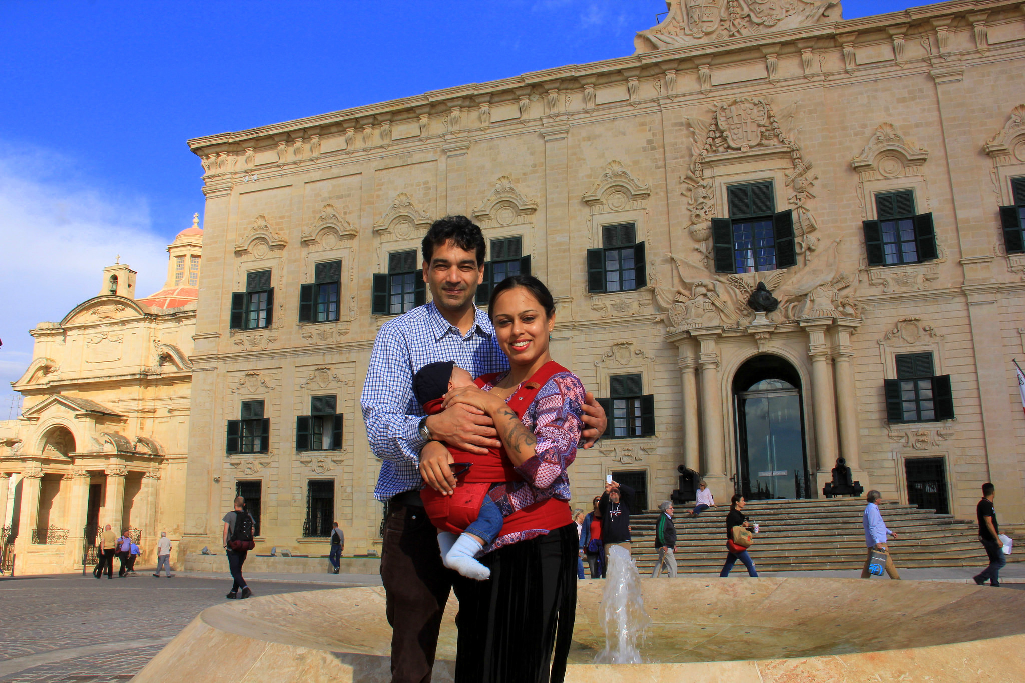 Valetta is the capital city of Malta