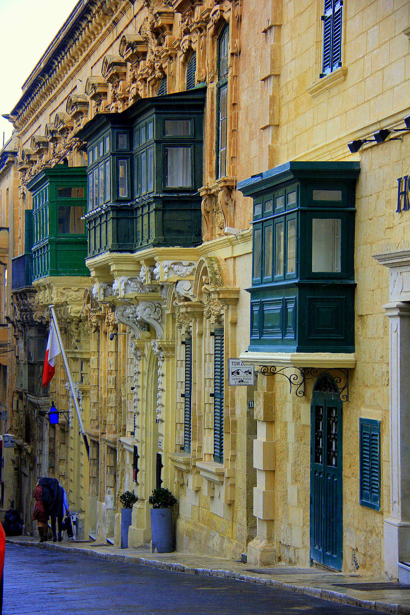 Valetta is a beautiful city