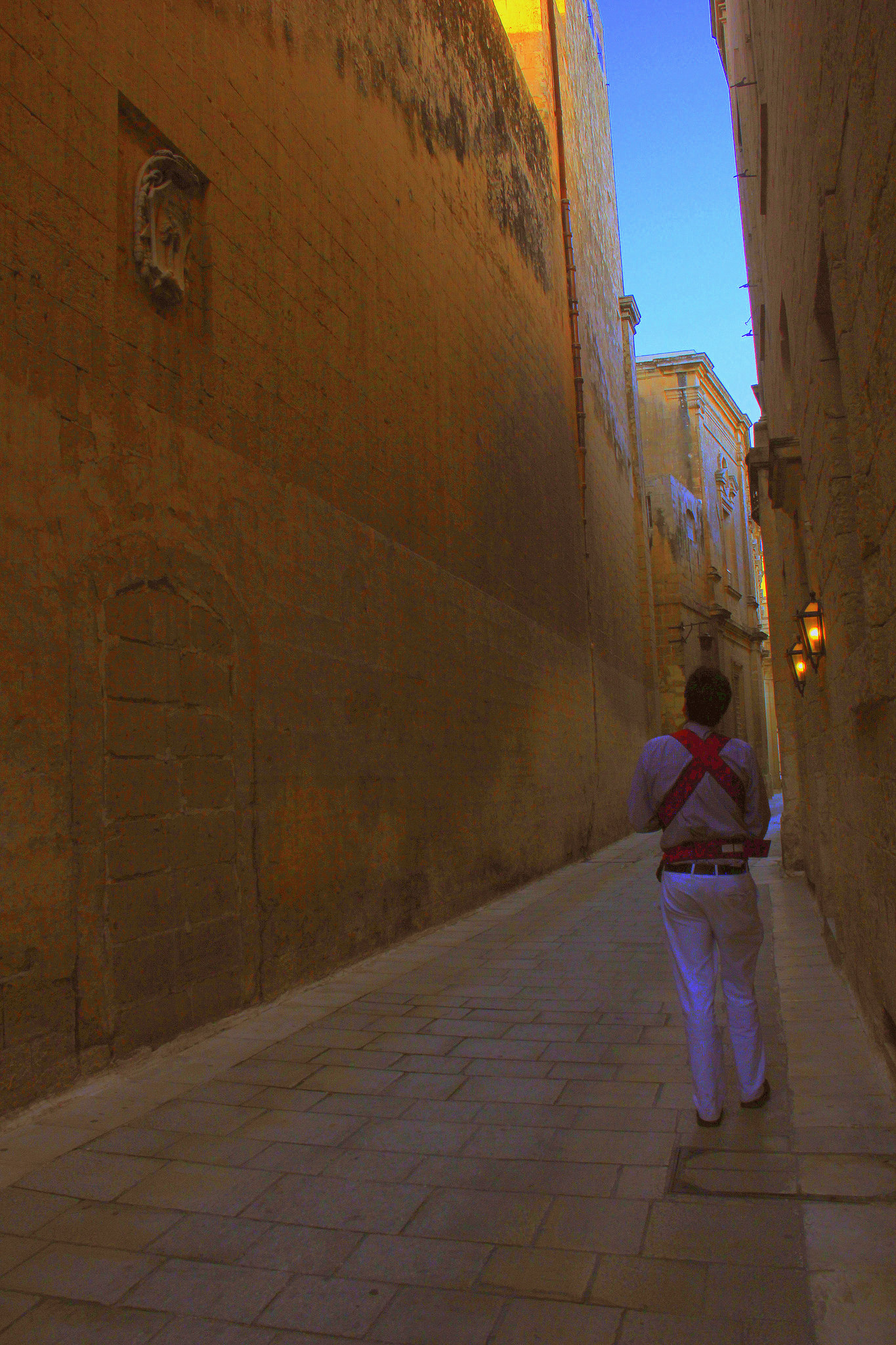 Mdina got its name from the Arabs