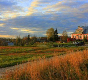 Autumn in Vladimir