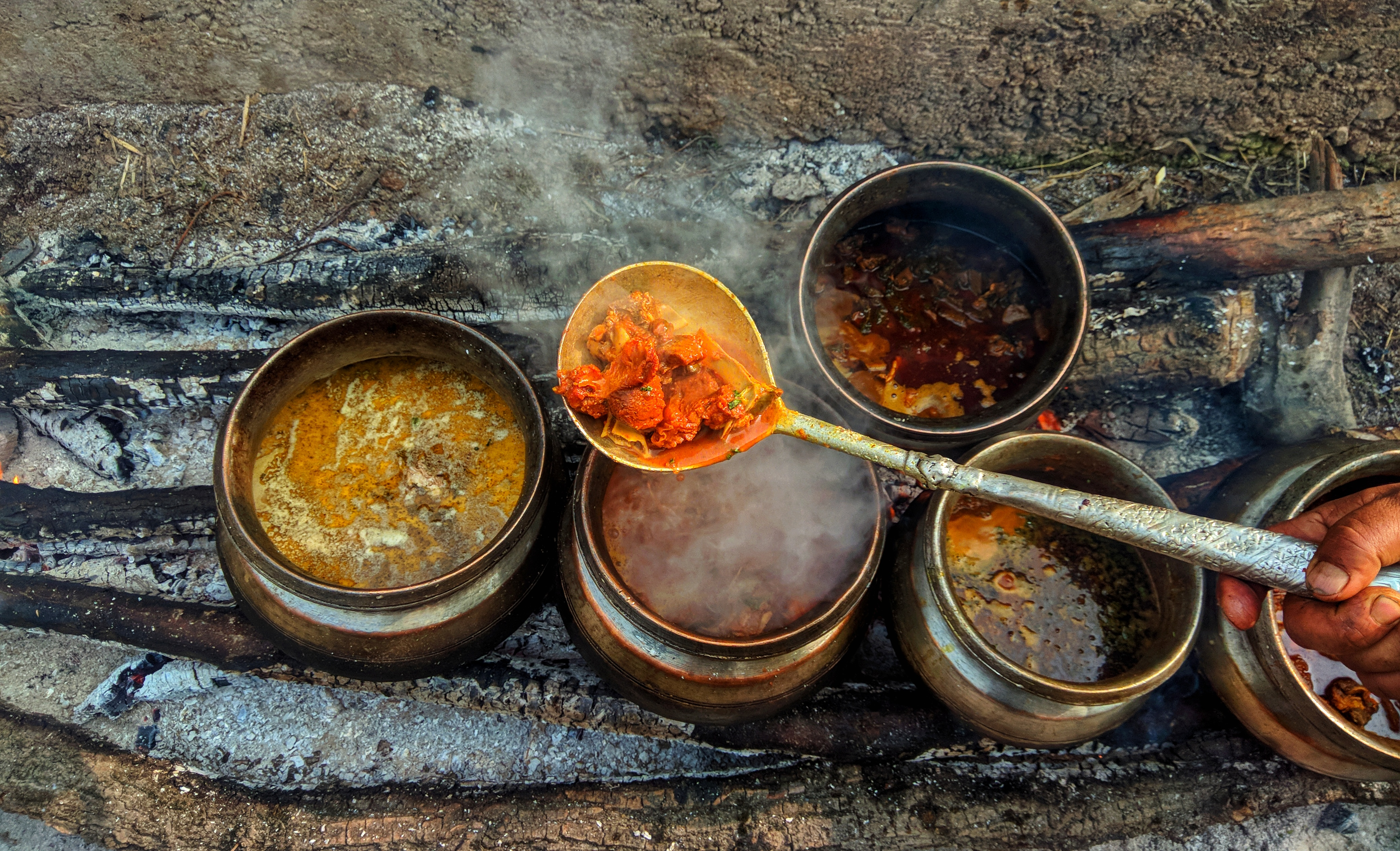 Kashmiri wazwan is a meat extravaganza