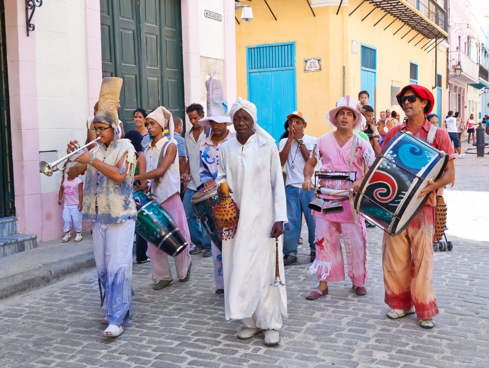 Santeria is one of the lesser known jewels of offbeat Havana
