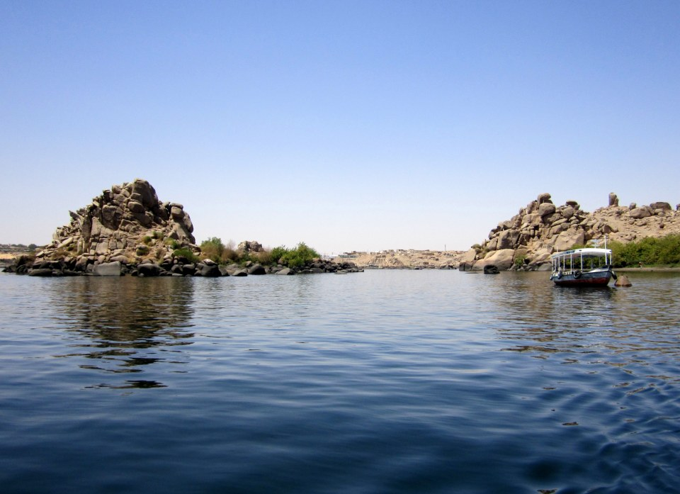 #Egypt #Travelblog #Nile