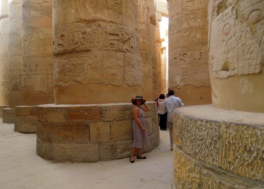 #Egypt #Travelblog #Karnak