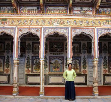 The crown jewel of Nawalgarh