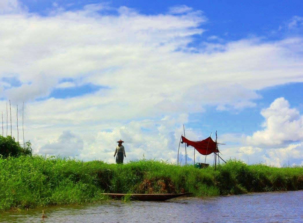 Samkar is a lesser known destination on Lake Inle