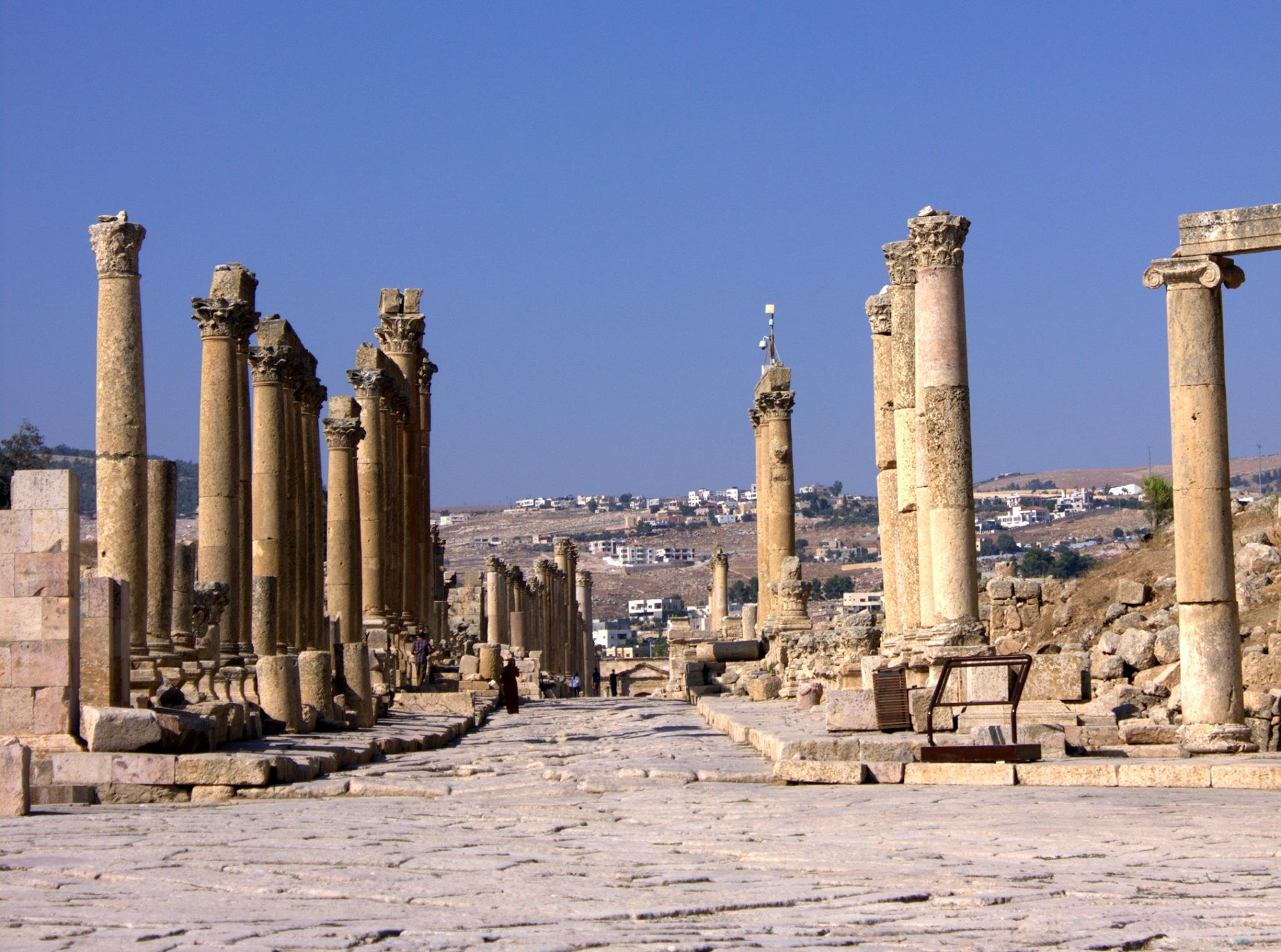 #Jordantourism #Jerash