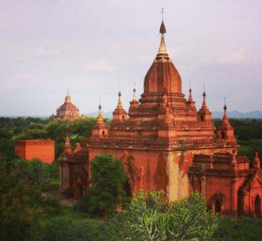 Bagan time