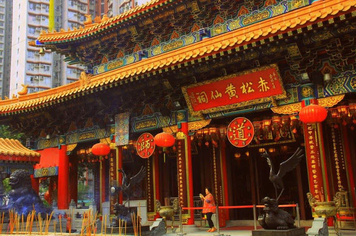 21 photos that may tempt you to visit Hong Kong