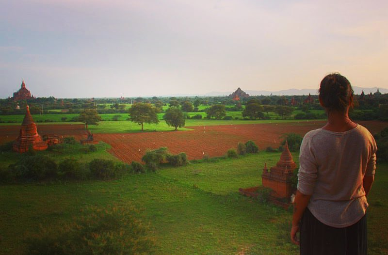 Surreal beauty makes bagan travel so enticing