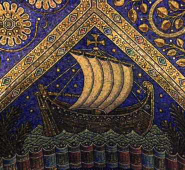 The incredible mosaics of Aachen Cathedral