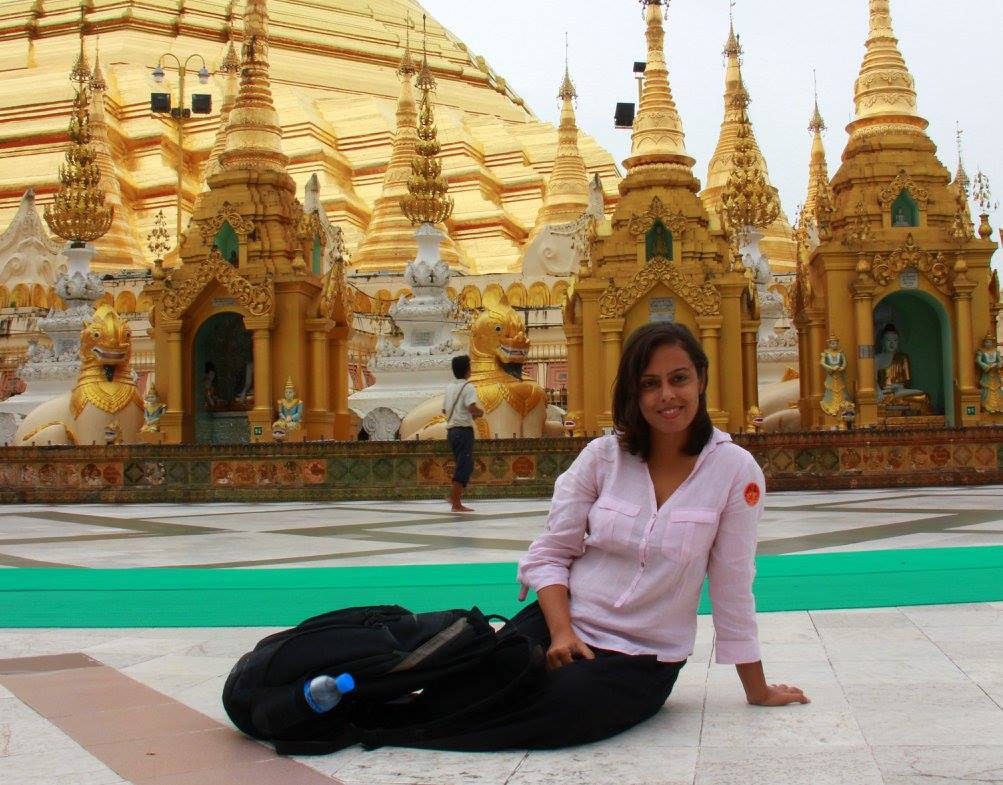 Shwedagon Pagoda is must visit in Yangon