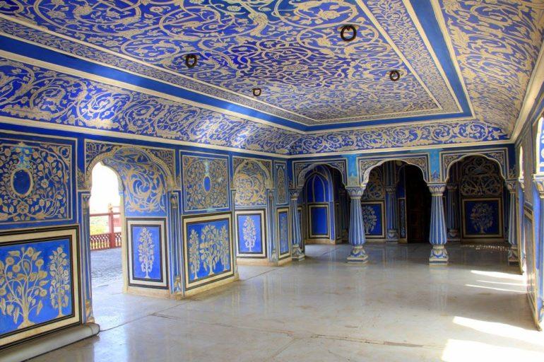 A royal afternoon at City Palace Jaipur