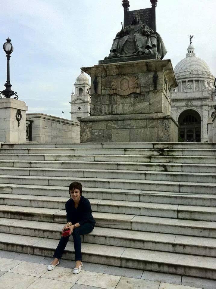 Victoria Memorial is in Calcutta