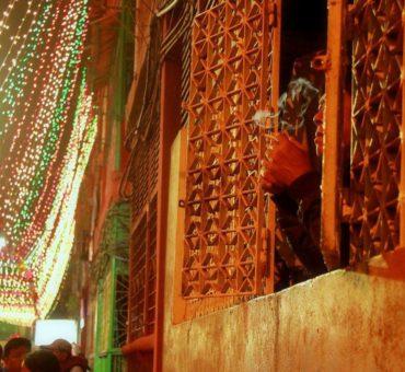 The special Bow Barracks Christmas of Calcutta