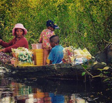 The lake life of Tonle Sap