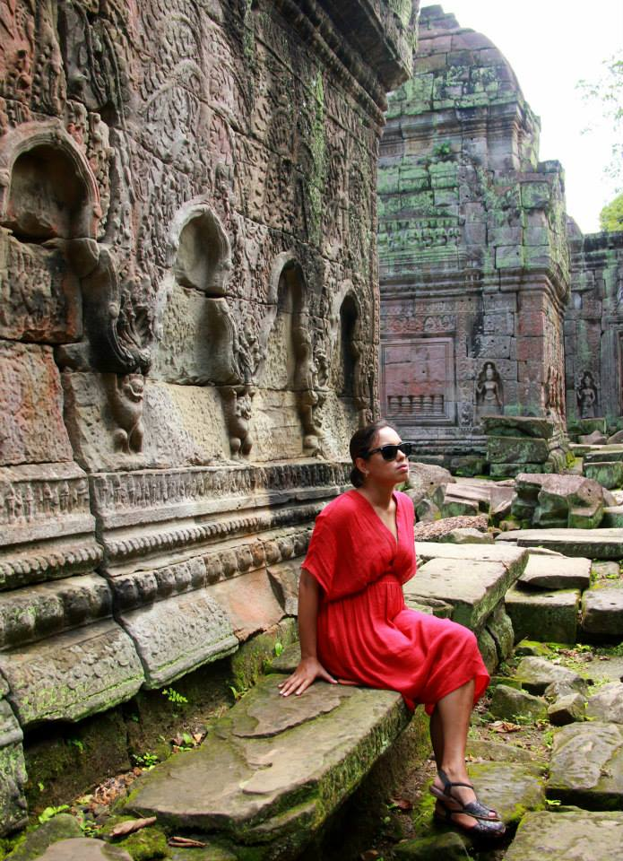 #travelbloggerindia #cambodiatourism #siemreap #angkor #banteaysrei