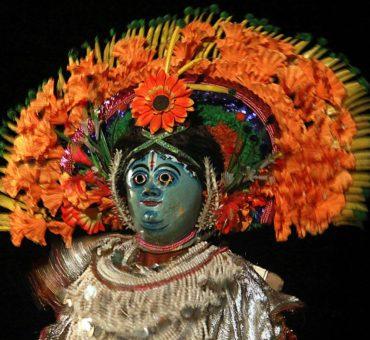 Purulia Chhau Mask Dance
