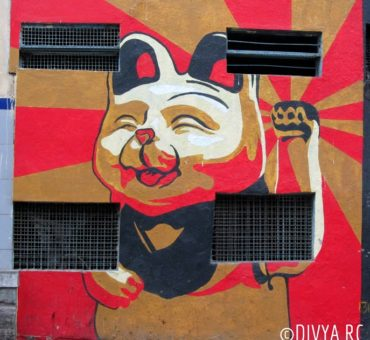Writings on the walls in Bengaluru