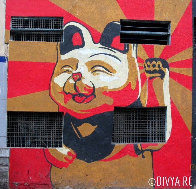Bengaluru street art is quirky powerful and fun