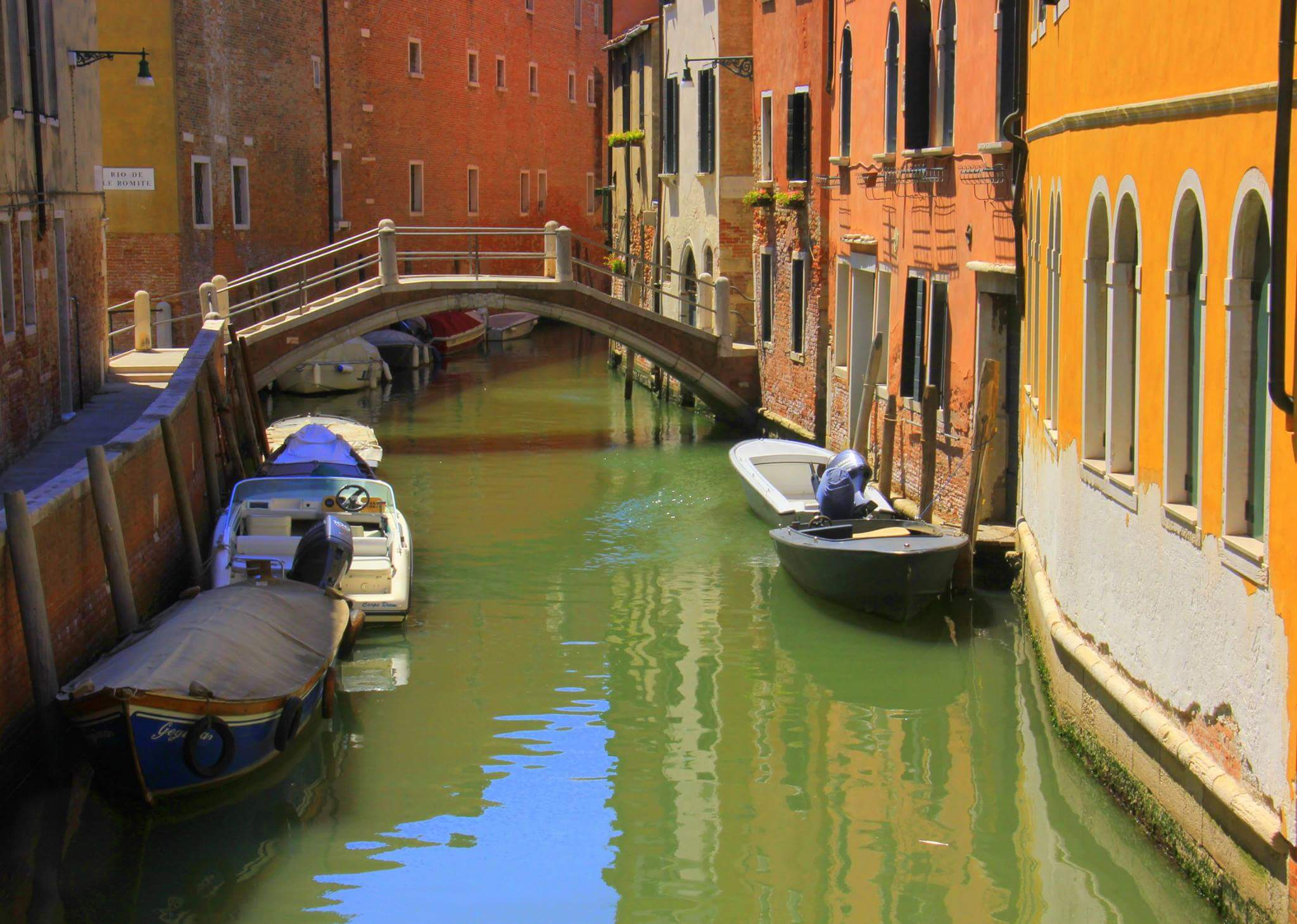 Try alternative for the expensive pleasures to enjoy Venice on a budget