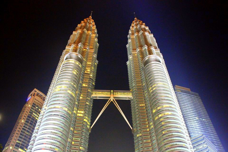 Beautiful architecture is one of the reasons to visit Kuala Lumpur