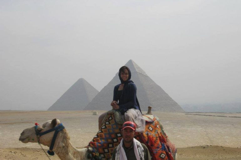 A whole new expat life in Cairo