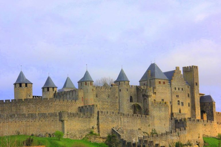 Mixed impressions of Carcassonne in France
