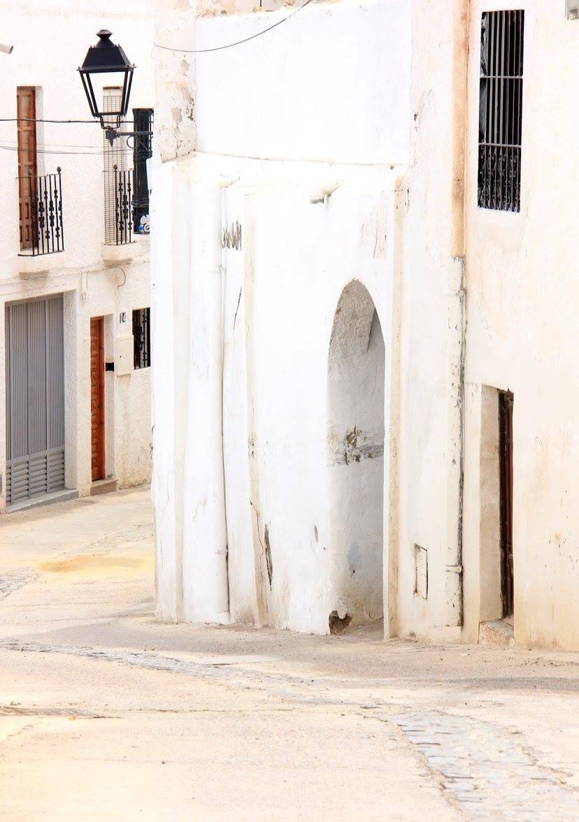 Nijar is a day trip from Almeria