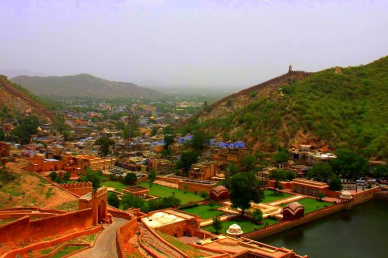 A day at Amer Fort in Jaipur