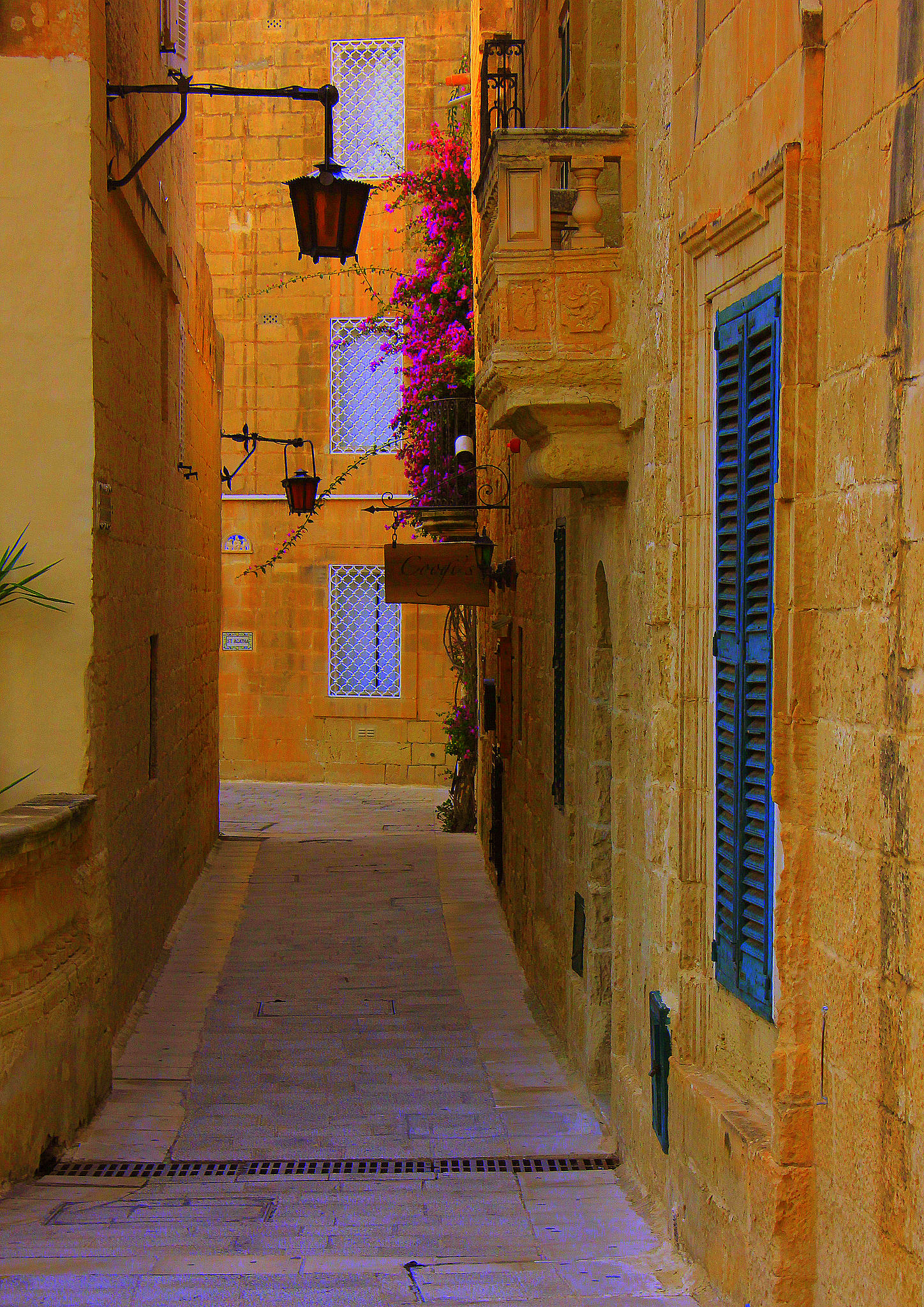 Mdina is called the Silent City of Malta