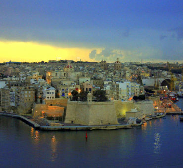 A winter break in Malta