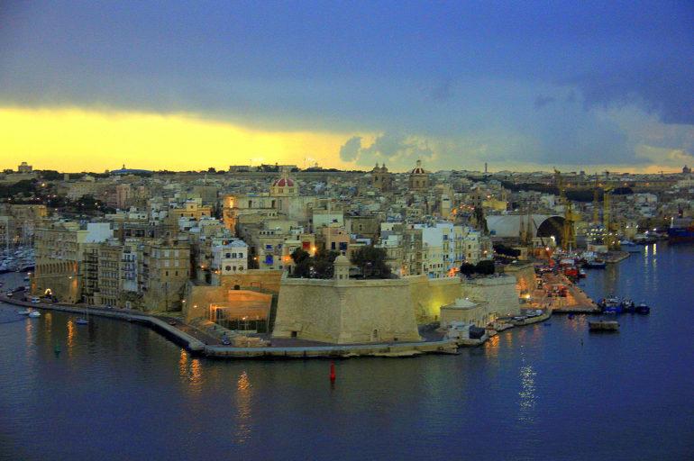 A winter break in Malta