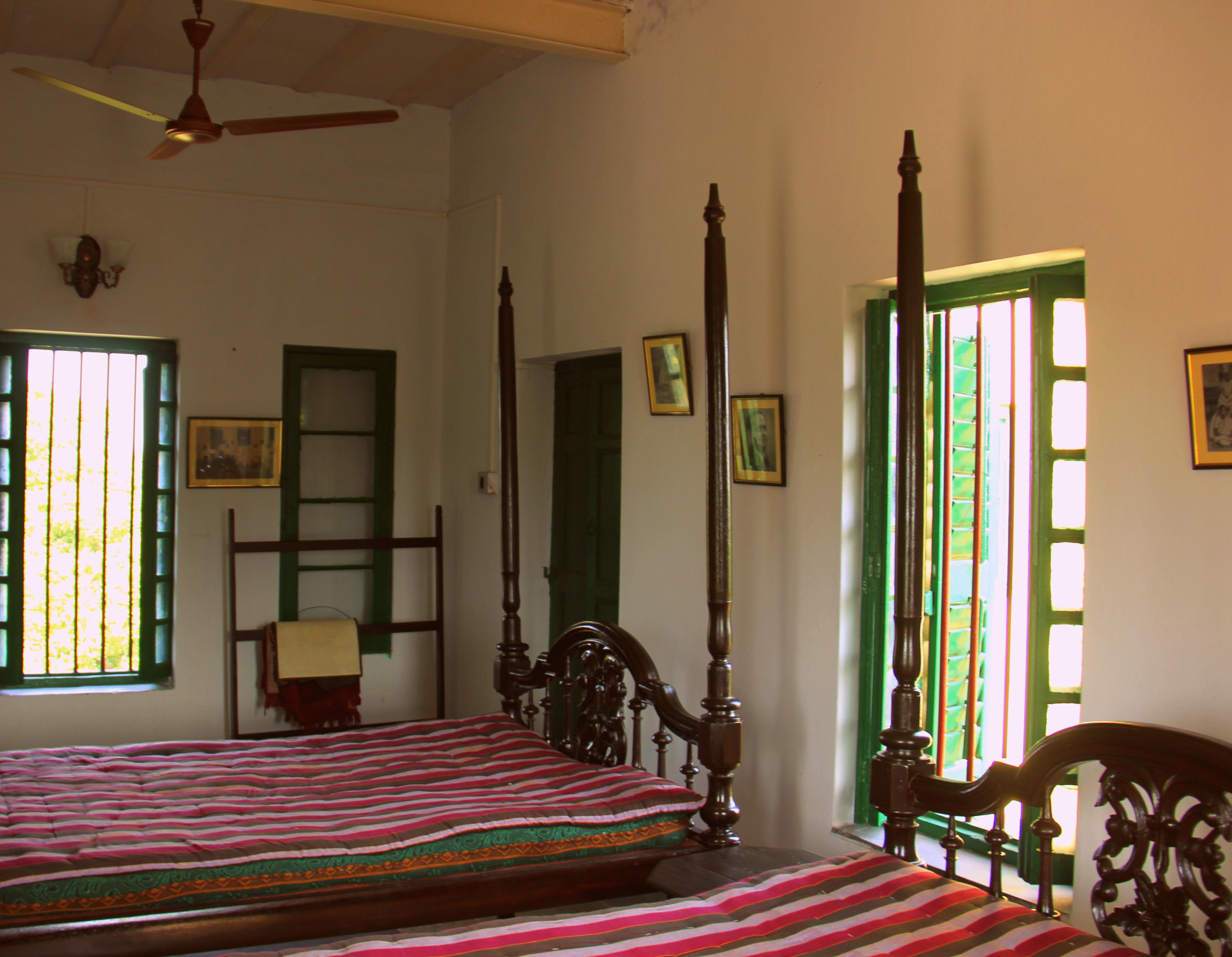 Period furniture of Bengal