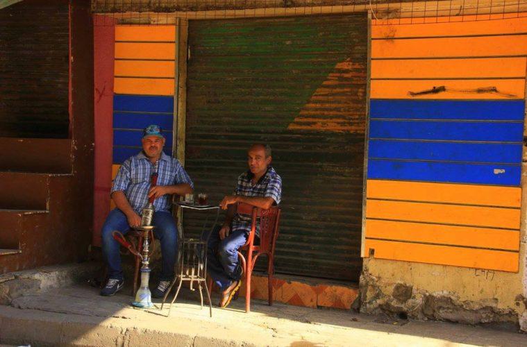 Cairo street photography moment