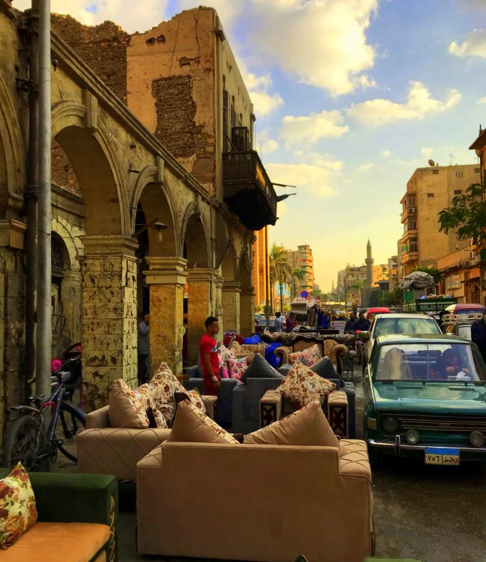 Cairo street photography candid moment