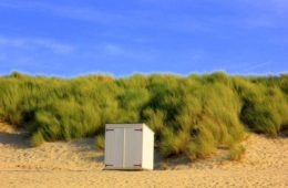 Zeeland is famous for golden beaches