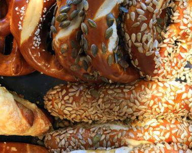German bread is very popular