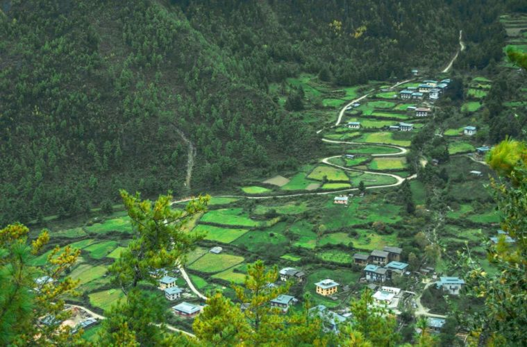 For offbeat Bhutan experience try the Haa Valley