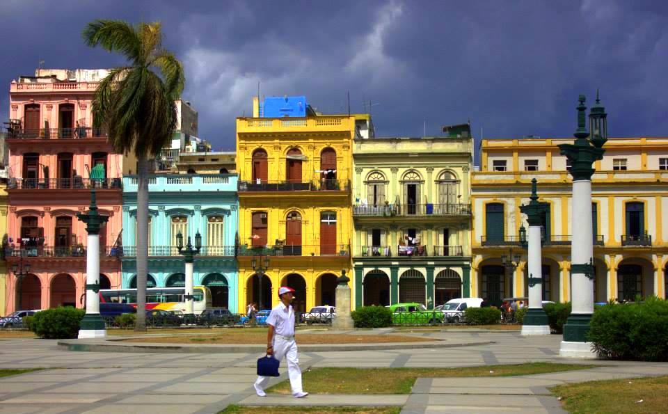 Offbeat Havana needs a lot of walking