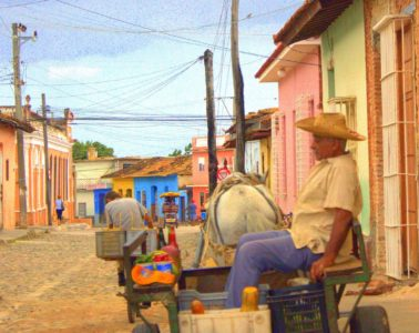 Trinidad Cuba is a beautiful colonial town