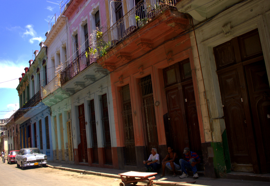 To discover offbeat Havana stay away from the Capitol building